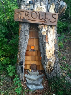 the troll trail